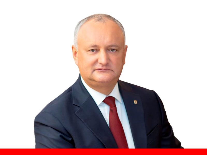 Додон Игорь